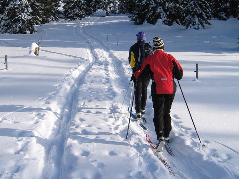 Sport ist auch in der kalten Jahreszeit wichtig fürs Wohlbefinden
