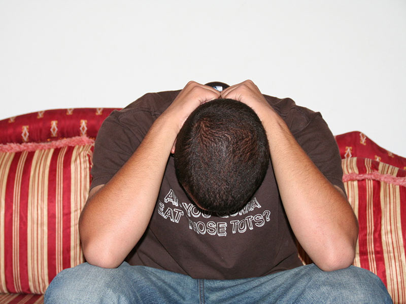 Sport hilft bei depressionen Runter vom sofa