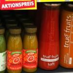 Gesundes für Eilige: Smoothies aus dem Supermarkt