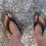 Raus aus den Schuhen und rein ins Vergnügen: Barfuss laufen