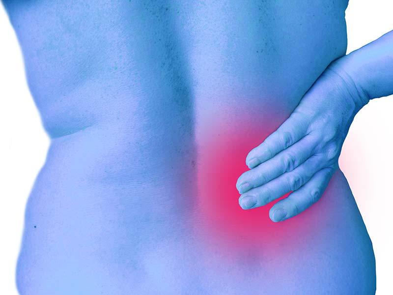 Mehr Bewegung hilft dem Volksleiden Rückenschmerzen vorzubeugen