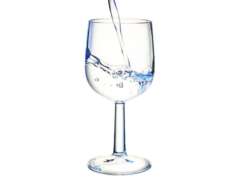 Keime im Trinkwasser