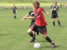 Fussball Spieler